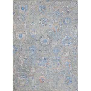 Vibrata Mandala Multicolor 5 Ft. 3 In. x 7 Ft. 6 In. Rectangular Area Rug