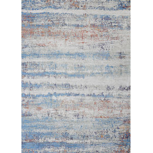 Vibrata Rythmic Multicolor 2 Ft. 7 In. x 7 Ft. 6 In. Rectangular Runner Rug