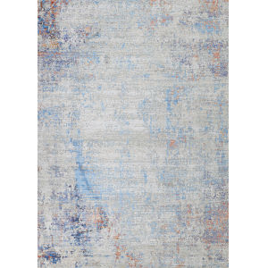 Vibrata Reflections Multicolor 2 Ft. 7 In. x 7 Ft. 6 In. Rectangular Runner Rug