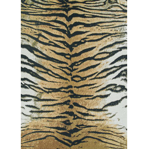Dolce Bengal New Gold Rectangular: 8 Ft. 1 In. x 11 Ft. 2 In. Rug