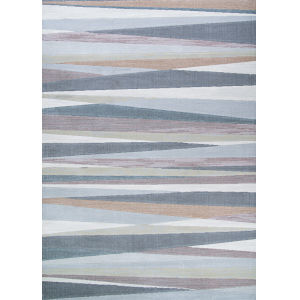 Easton Sand Art Dusk Rectangular: 2 Ft. 7 In. x 7 Ft. 10 In. Runner