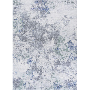 Easton Cloud Cover Dusk Rectangular: 2 Ft. 7 In. x 7 Ft. 10 In. Runner