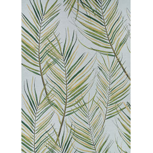 Dolce Bamboo Forest Frost Rectangular: 2 Ft. 3 In. x 3 Ft. 11 In. Rug