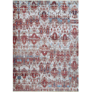Bliss Samarkand Ruby Rectangular: 7 Ft. 10 In. x 10 Ft. 3 In. Rug