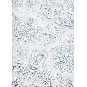 Nirvana Topiary Antique Lace Rectangular: 6 Ft. 6 In. x 9 Ft. Rug