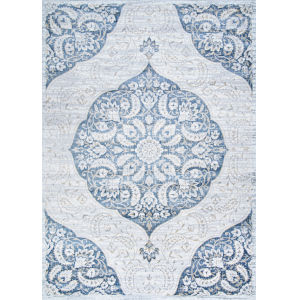 Nirvana Wellington Antique Lace Rectangular: 6 Ft. 6 In. x 9 Ft. Rug