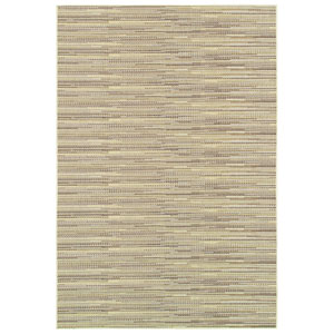 Monaco Larvotto and Sand Rectangular: 5 Ft. 3 In. x 7 Ft. 6 In. Rug