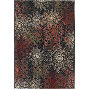 Dolce Amalfi Multi 5 Ft. 3 In. X 7 Ft. 6 In. Indoor/Outdoor Rectangular Rug