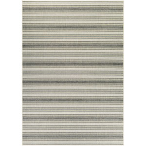 Monaco Marbella Ivory and Sand Rectangular: 7 Ft 6 In x 10 Ft 9 In Rug