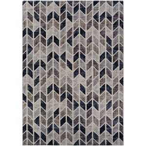Easton Talon Beige and Natural Rectangular: 2 Ft. x 3 Ft. 7 In. Rug