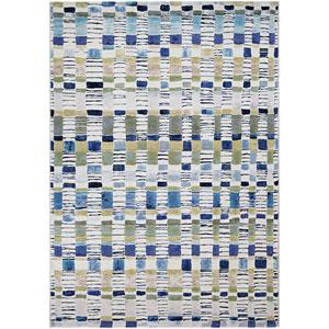 Easton Surrey Multicolor Rectangular: 2 Ft. x 3 Ft. 7-Inch  Rug
