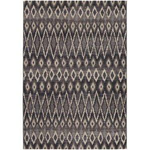 Easton Mirador Grey 5 Ft. 3 In. X 7 Ft. 6 In. Rectangular Rug