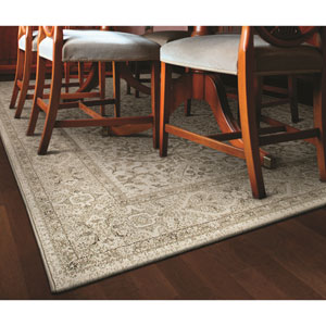 Marina St. Tropez Champagne Rectangular: 5 Ft. 3 In. x 7 Ft. 6 In. Rug