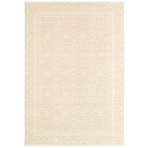 Marina Ibiza Champagne Rectangular: 5 Ft. 3 In. x 7 Ft. 6 In. Rug