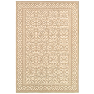 Marina Oyster Runner: 2 Ft. 2 In. x 7 Ft. 10 In. Rug