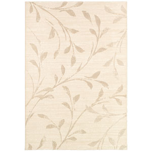 Marina Capri Pearl Rectangular: 5 Ft. 3 In. x 7 Ft. 6 In. Rug