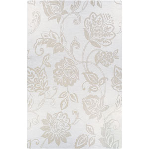 Crawford Azalea Beige and Natural Rectangular: 2 Ft. x 3 Ft. Rug