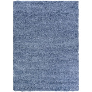 Urban Shag Medina Light Blue Rectangular: 2 Ft. x 3 Ft. 11 In. Rug