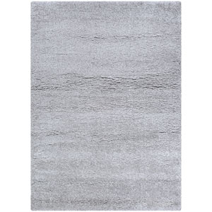 Urban Shag Medina Light Grey Rectangular: 2 Ft. x 3 Ft. 11 In. Rug