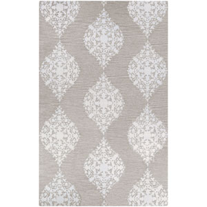 Crawford Ornament Natural and Ivory Rectangular: 2 Ft. x 3 Ft. Rug