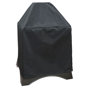 Landmann Black Grandezza Fireplace Cover