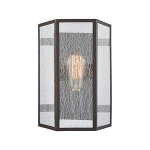 Spencer Oil Rubbed Bronze One-Light Wall Sconce