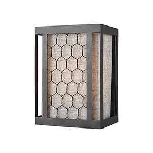 Filmore Oil Rubbed Bronze One-Light Wall Sconce