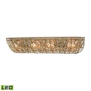 Elizabethan Dark Bronze 27-Inch LED Bath Vanity