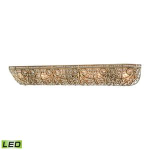 Elizabethan Dark Bronze 36-Inch LED Bath Vanity