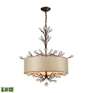 Asbury Spanish Bronze LED Chandelier
