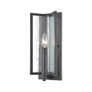 Inversion Charcoal One-Light ADA Wall Sconce