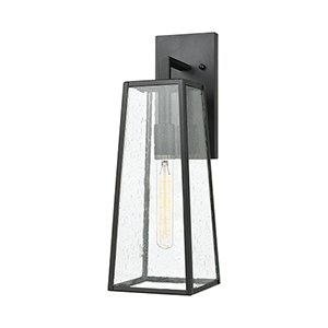Meditterano Charcoal One-Light Six-Inch Wall Sconce