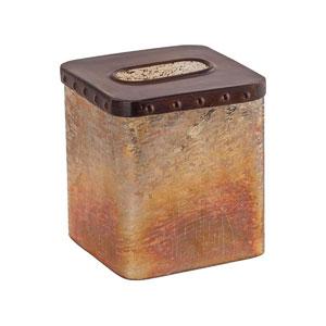 Telluride Artifact Multi-Color Tissue Box Holder
