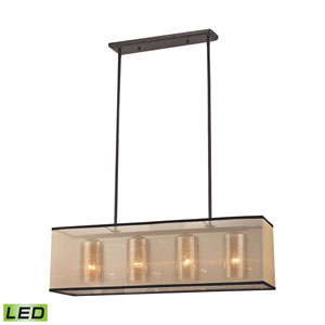 Diffusion Oil Rubbed Bronze LED Pendant