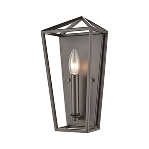 Fairfax Oil Rubbed Bronze One-Light ADA Wall Sconce
