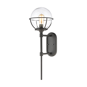 Girard Charcoal One-Light Wall Sconce
