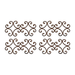 Praire Montana Rustic Trivet, Set of Four