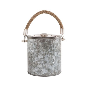 Lakeworth Stainless Steel Ice Bucket