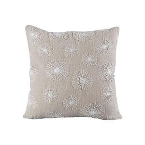 Urban Crema Accent Pillow