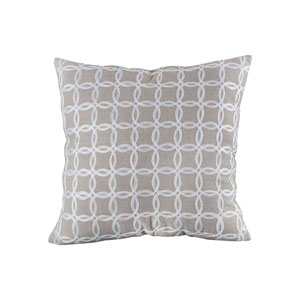 Longmire Chateau Grey Accent Pillow