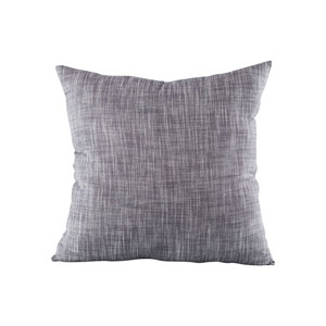 Tystour Weathered Smoke Accent Pillow
