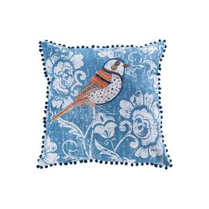 Paloma Soft Denim Accent Pillow