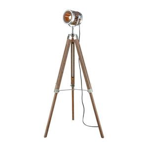Studio Antique Maple One-Light Floor Lamp