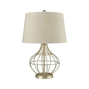 Vivian Gold One-Light Table Lamp