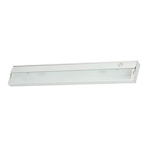 ZeeLite White Three-Light LED Under Cabinet