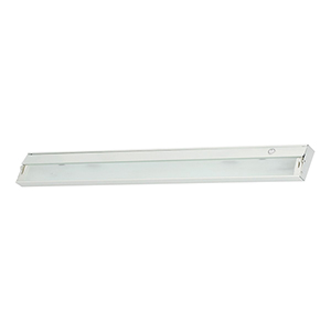 ZeeLite White Six-Light LED Under Cabinet