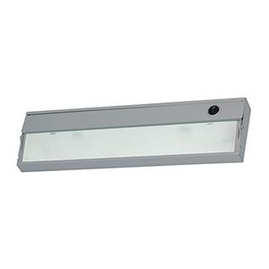 ZeeLite Stainless Steel One-Light LED Under Cabinet