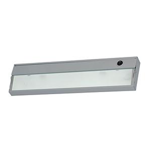ZeeLite Stainless Steel Two-Light LED Under Cabinet