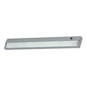 ZeeLite Stainless Steel Four-Light LED Under Cabinet