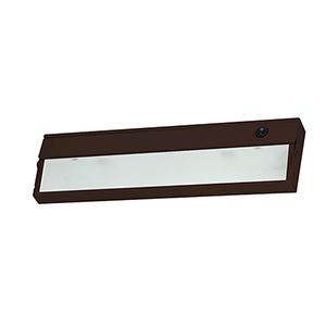 ZeeLite Bronze One-Light LED Under Cabinet